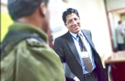 Aprehenden a Saravia, el fiscal que investigaba el caso Consorcio; lo acusan del delito de Consorcio