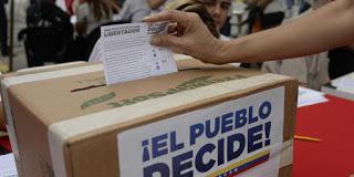 Más de 98 por ciento de rechazo a la constituyente de Maduro