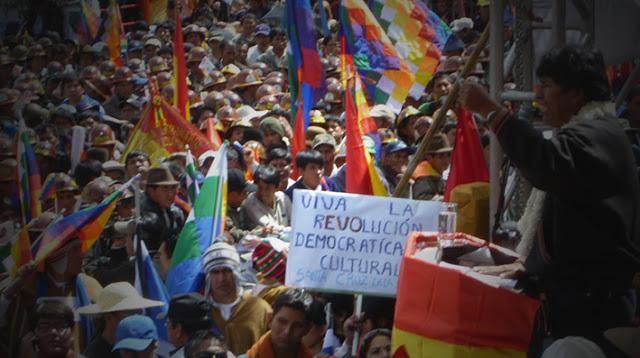 Indígenas del TIPNIS interponen amparo constitucional para que gobierno cumpla la sentencia del TCP