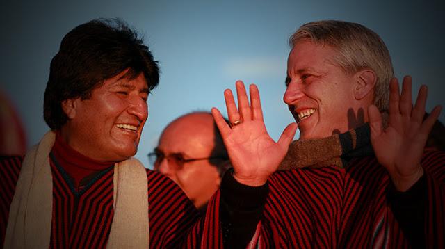 Conozca las diferentes declaraciones de Morales y García sobre el medio ambiente