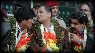 Ecuador: Asamblea rechaza expresiones de Nicolás Maduro y Evo Morales sobre Correa