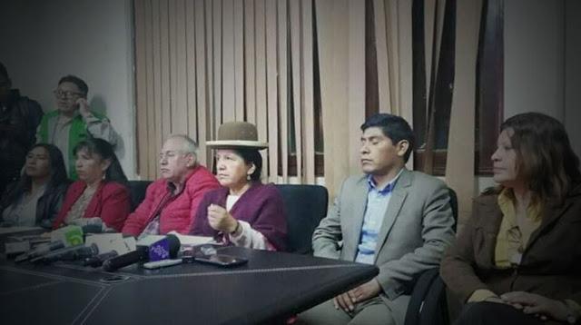 Candidatos habilitados para las primarias y las reacciones en las redes sociales por el binomio de Evo Morales y García Linera