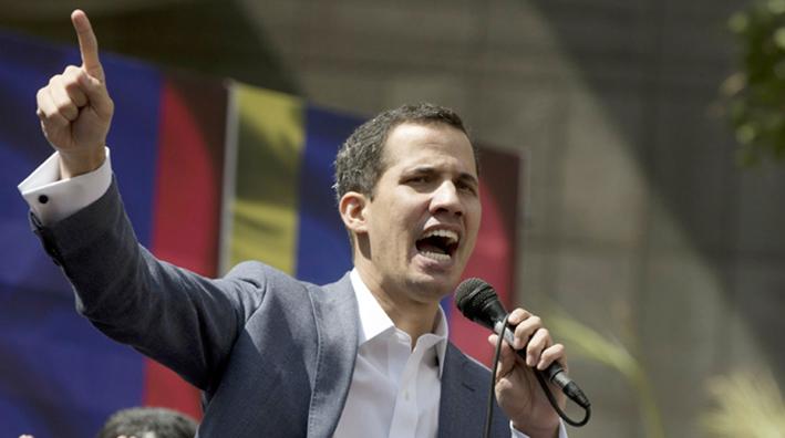 Juan Guaidó asume la Presidencia de Venezuela