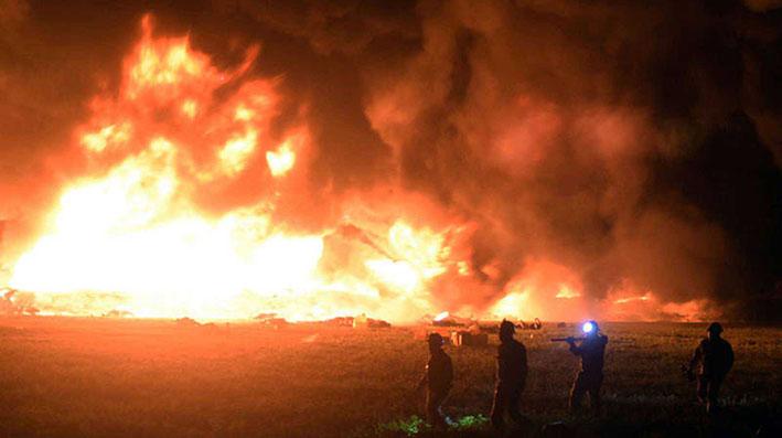 La tragedia del oleoducto en México es un desafío para AMLO
