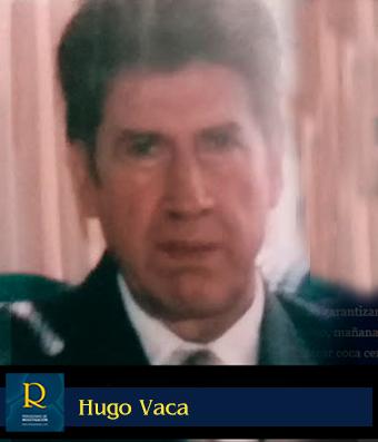 El candidato Carlos Mesa y la agenda de Octubre