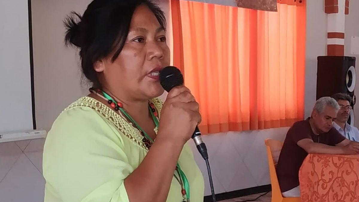 La Confederación de Mujeres Indígenas denuncia que los incendios fueron planificados