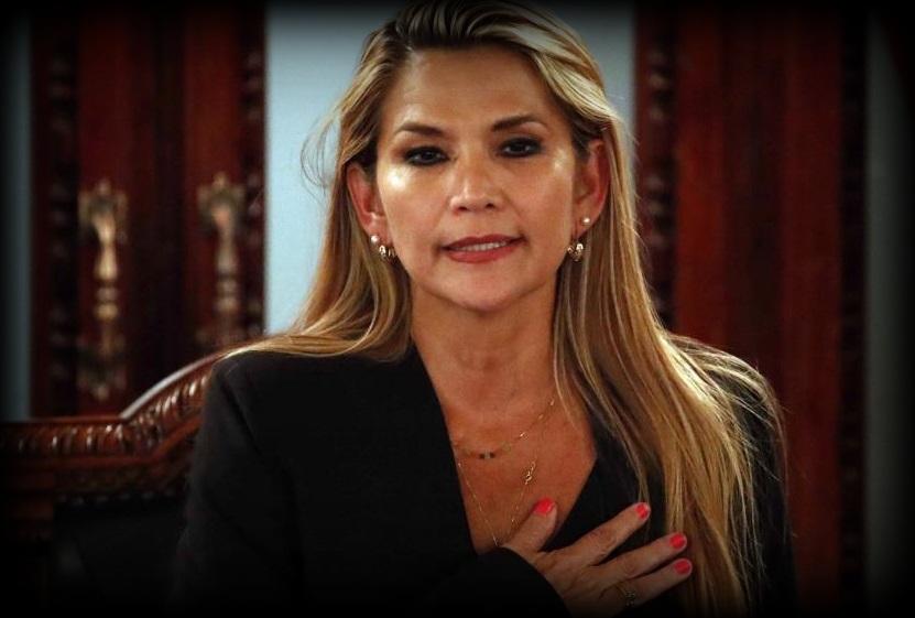 Jeanine Áñez asume la presidencia del Estado Plurinacional de Bolivia