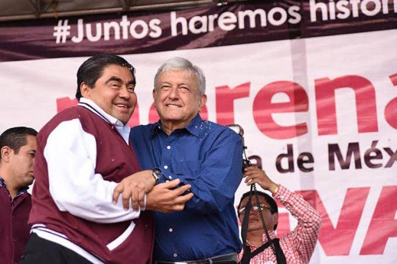 Si son ricos tienen riesgo, los pobres estamos inmunes: gobernador de Puebla sobre coronavirus