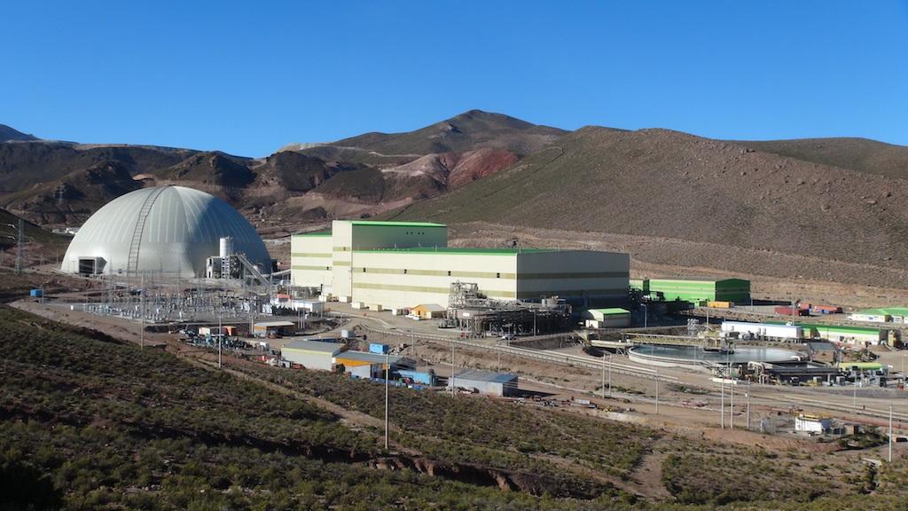 Minera San Cristóbal suspende sus operaciones para evitar la propagación del coronavirus