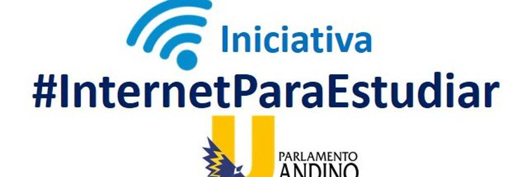 Comienzan campaña para que los Estados de la Comunidad Andina garanticen #InternetParaEstudiar