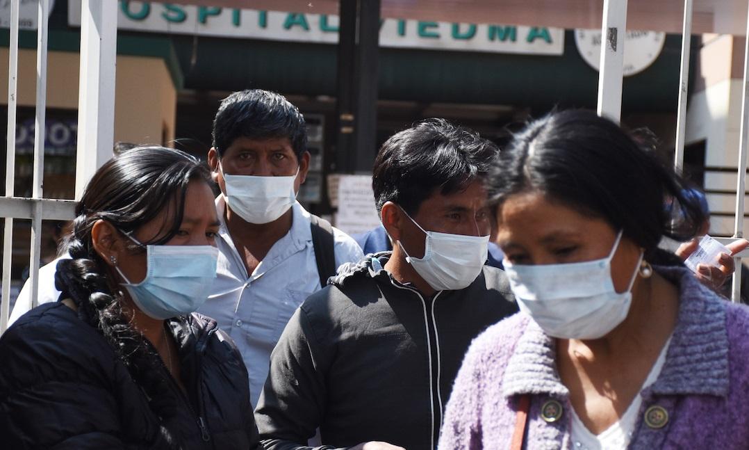 """Organizaciones de la Sociedad Civil: """"Ningún gobierno puede abordar la pandemia solo"""""""
