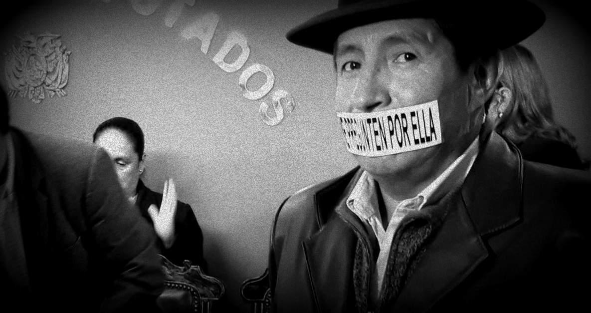 """Quispe dice que no entiende """"todo"""" en lengua española para evitar declarar ante la Fiscalía"""