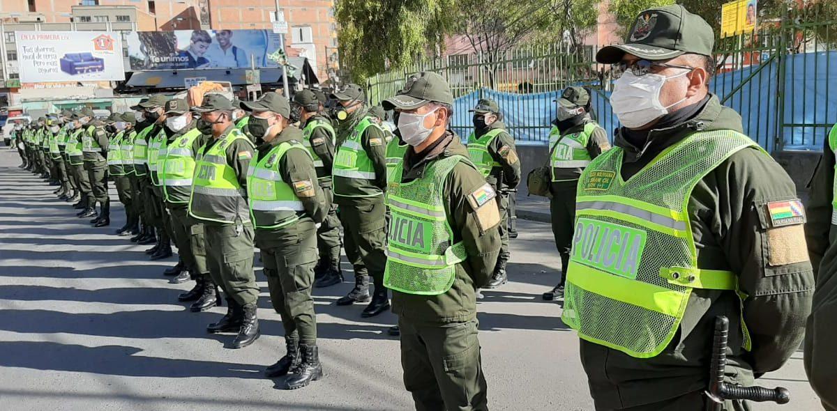 Policía y sociedad civil comienzan campaña para evitar la violencia en hogares