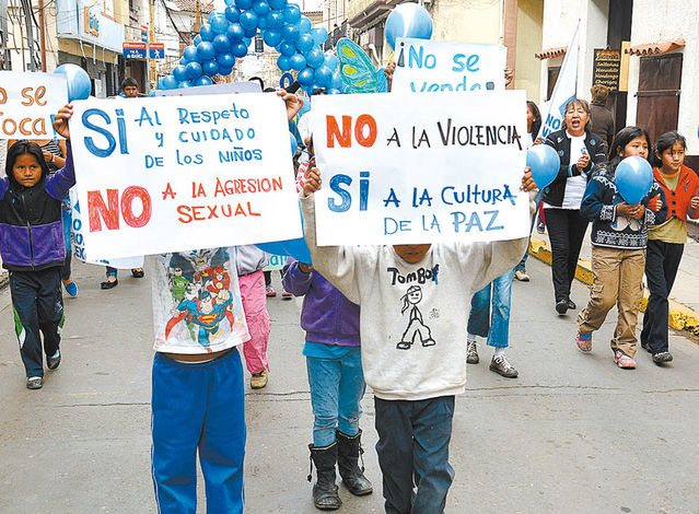 COVID-19: En 66 días de cuarentena se reporta un alarmante aumento de violencia contra niñas, niños, adolescentes y mujeres en municipios rurales de Bolivia