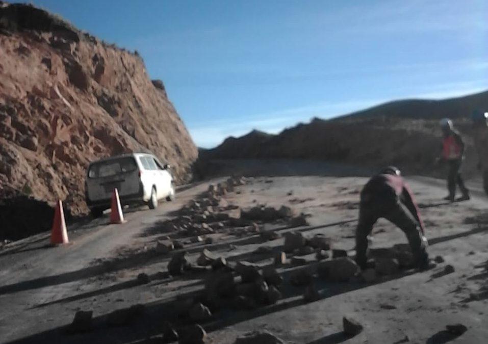 ABC: Carretera Oruro – Cochabamba se encuentra despejada