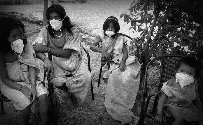 38 territorios indígenas están en peligro por la presencia del COVID-19 en los municipios cercanos