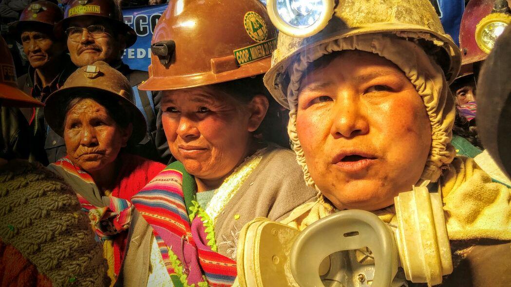 El drama de las 11 mil mujeres mineras en el estado de emergencia COVID-19
