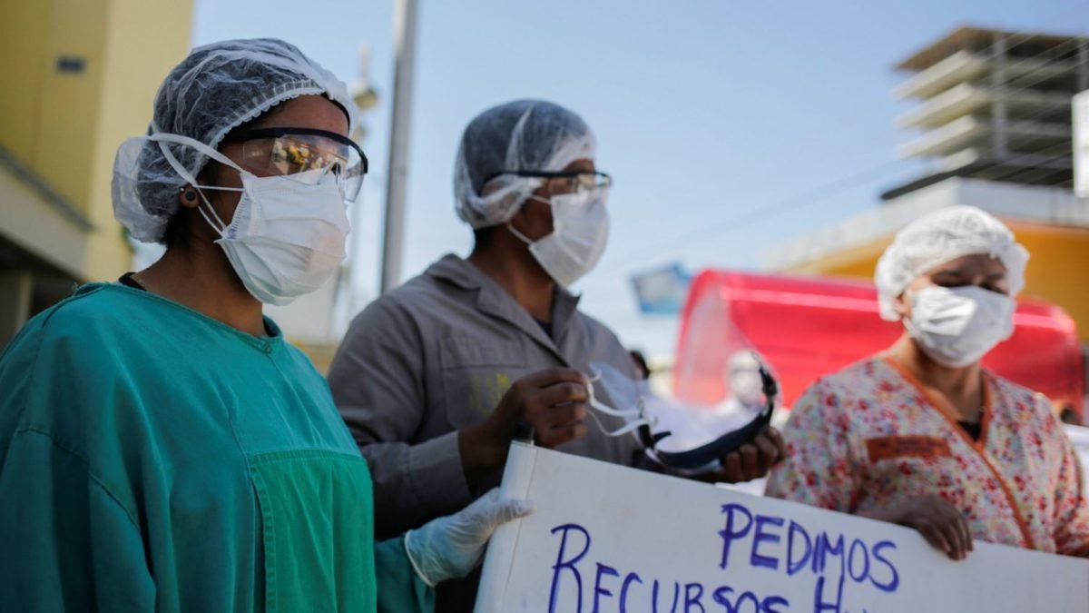 Mas de cien Organizaciones de la Sociedad Civil llaman a la coordinación entre gobiernos: nacional, subnacionales y donantes para combatir al Coronavirus