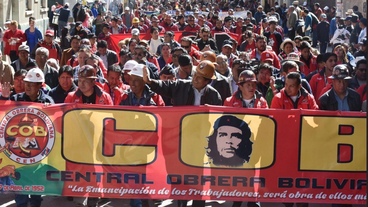 CEDLA: Durante 15 años, las organizaciones sindicales e indígenas campesinas perdieron su autonomía política