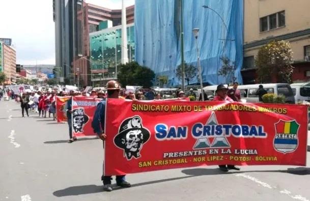 TCP establece ilegalidad del proceso contra Minera San Cristóbal