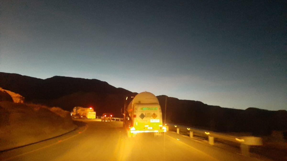 La ABC realiza limpieza de carreteras para restablecer la transitabilidad