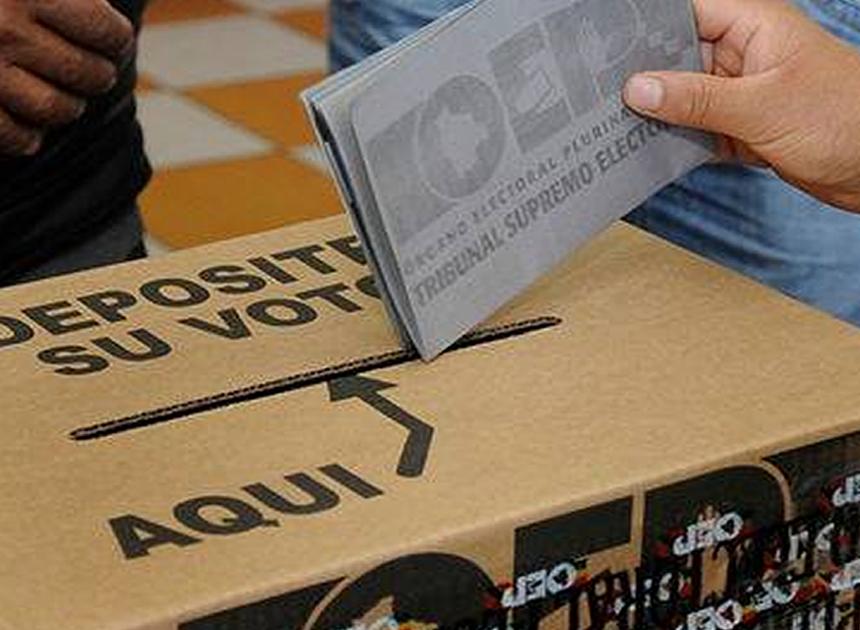 La Ruta de la Democracia y Revolución Jigotelanzan video-encuesta electoral
