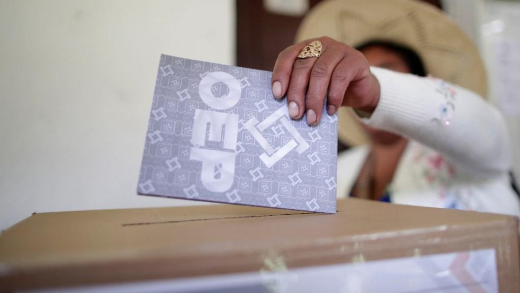 TSE asegura que Bolivia contará con un padrón saneado y seguro para elecciones de octrubre