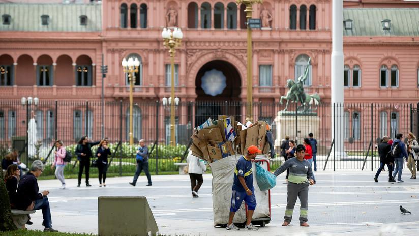 Argentina: La pobreza llega al 40,9 de la población