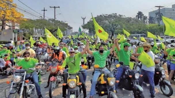 Alianza JUNTOS resuelve disolverse y retira sus candidatos a parlamentarios