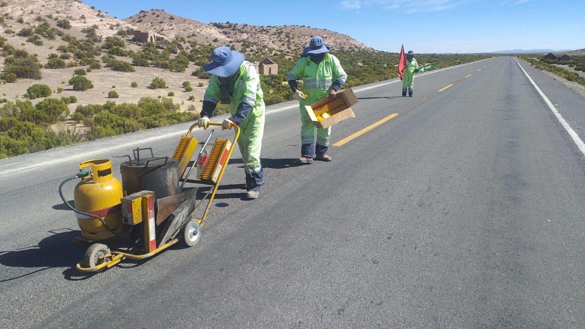 ABC ejecutó trabajos de conservación vial en siete tramos de la Red Vial Fundamental para mejorar transitabilidad