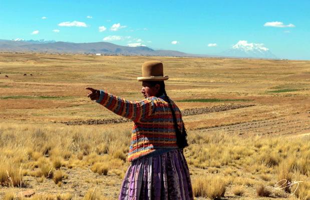UMSA y Fundación Tierra suman esfuerzos buscando un acceso equitativo a tierra y territorio