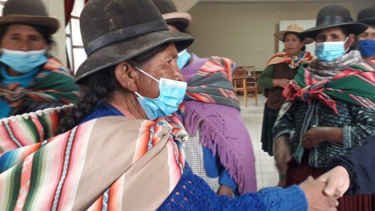 Desigualdades entre hombres y mujeres crece en el norte de Potosí a causa de la pandemia