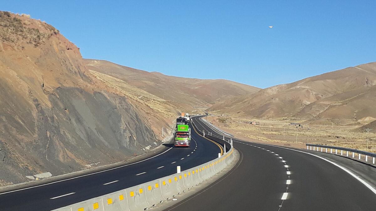 ABC regional Oruro garantiza transitabilidad en carreteras para las elecciones generales 2020