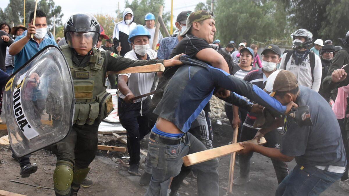 Noventa organizaciones de la sociedad civil boliviana y de la región se pronuncian contra el discurso del odio y la situación en Bolivia