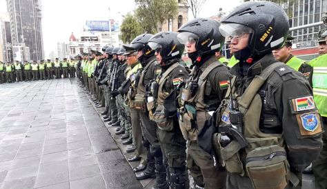 La seguridad ciudadana y la Policía, una tarea inconclusa y otra desafiante para el futuro gobierno