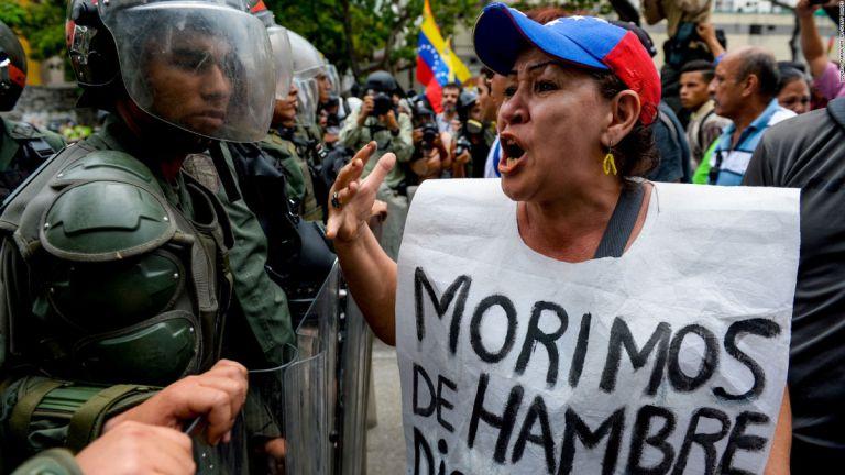 El chavismo hostiga a una ONG que gestiona comedores populares