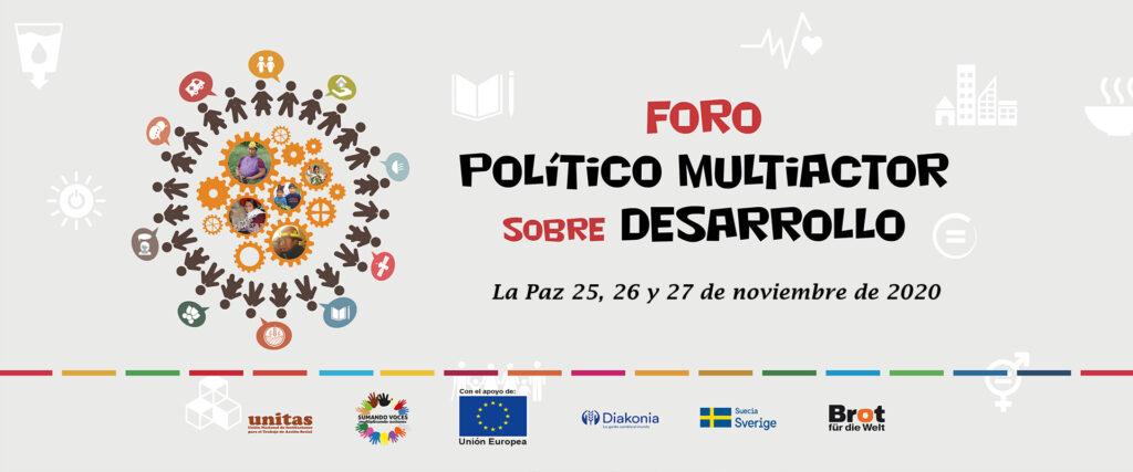 """UNITAS reúne a organizaciones, instituciones y la cooperación internacional para presentar """"propuestas frente a las crisis"""""""