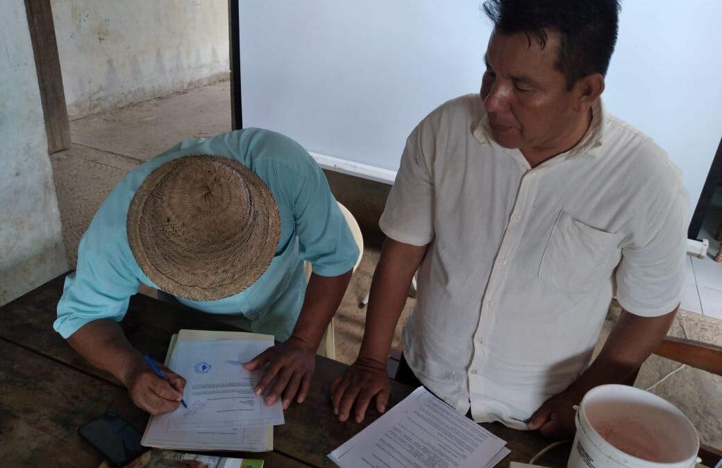 En Beni, indígenas del TIM 1 definen para el 12 de diciembre la aprobación de su estatuto autonómico