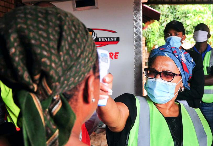 Sudáfrica descubre una nueva variante del coronavirus