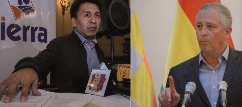 Caso titulación de tierras: Marinkovic alega difamación e injurias, fundación TIERRA ratifica denuncias