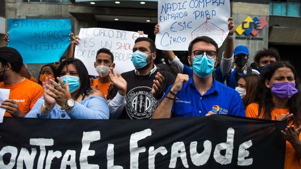 Arrasa la abstención en las elecciones de Nicolás Maduro: solo votó el 31% del censo