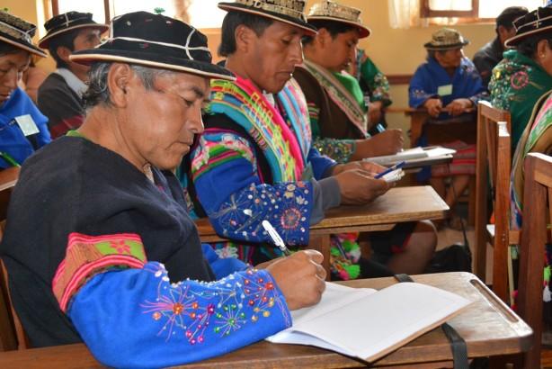 13 organizaciones indígenas postularán por primera vez candidaturas propias en la Elección del 7 de marzo