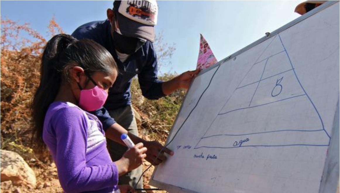 UNICEF presenta seis prioridades de su agenda 2021 para la niñez y la adolescencia en Bolivia