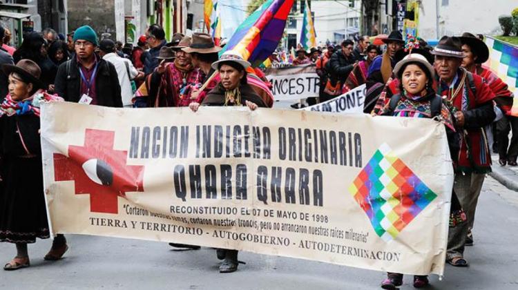 20 años de lucha: El aporte de los Qhara Qhara para la concreción de las autonomías indígenas