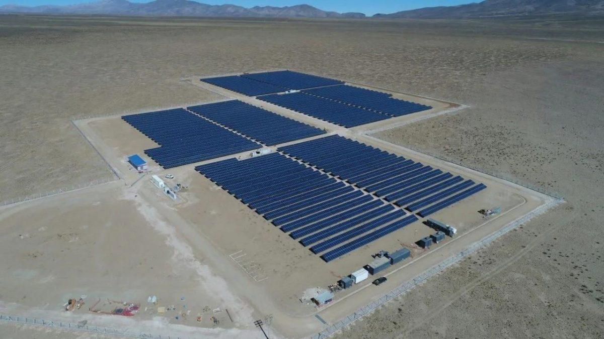 Inaugurarán una planta solar fotovoltaica de 100 MegaWatts que costó más de $us108 millones