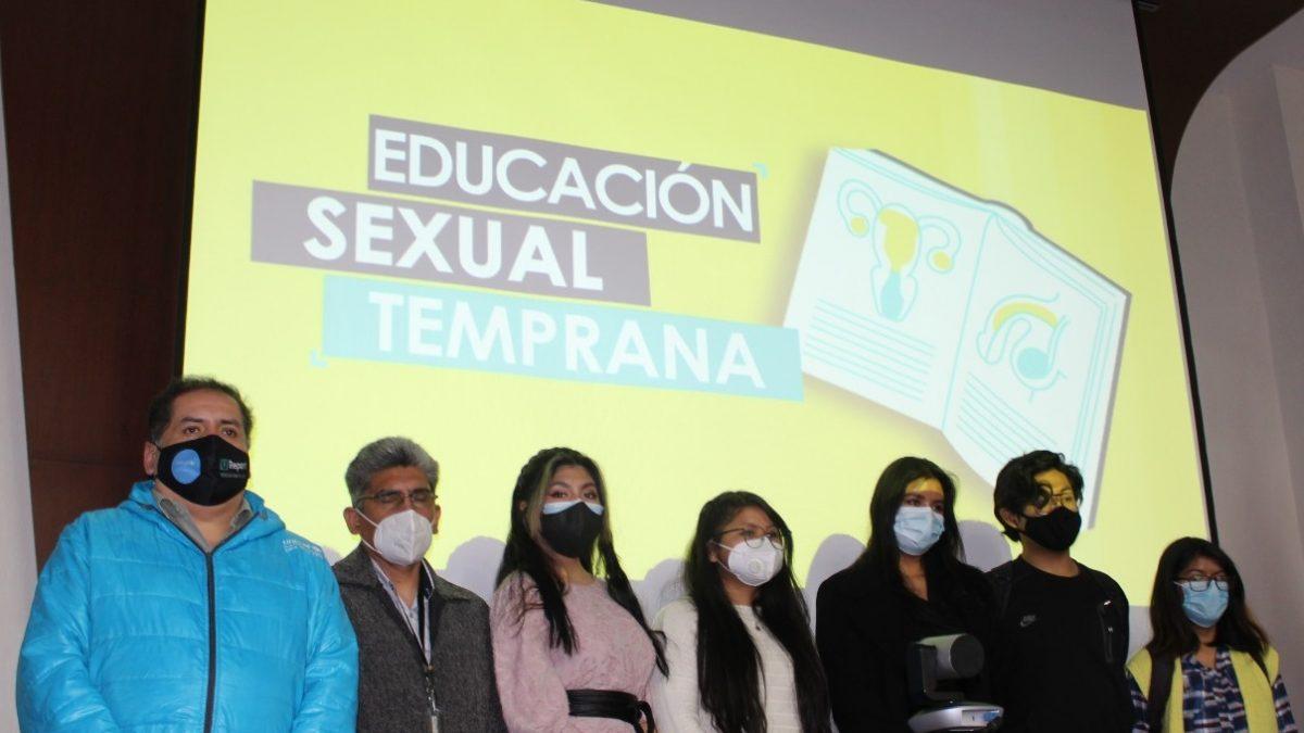 Jóvenes producen sus videos de prevención de Embarazo en Adolescentes y Jóvenes
