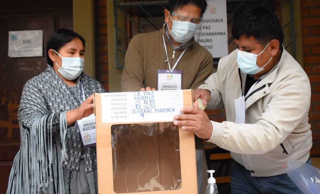 Elecciones subnacionales: ciudadanía sufragará entre medidas de bioseguridad, horarios diferenciados, control y constante información