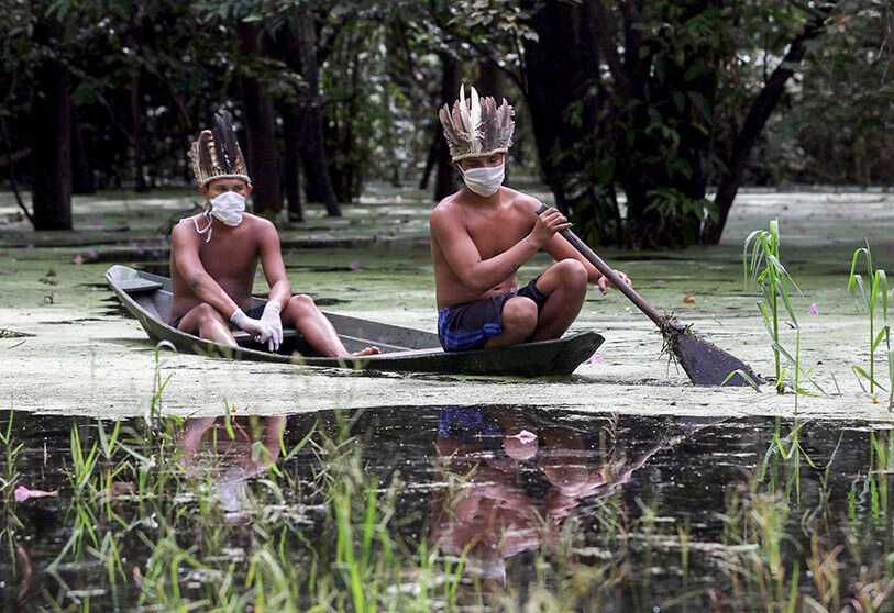 """El aumento de casos de COVID-19 en la cuenca amazónica """"requiere una pronta respuesta"""", asevera directora de OPS"""