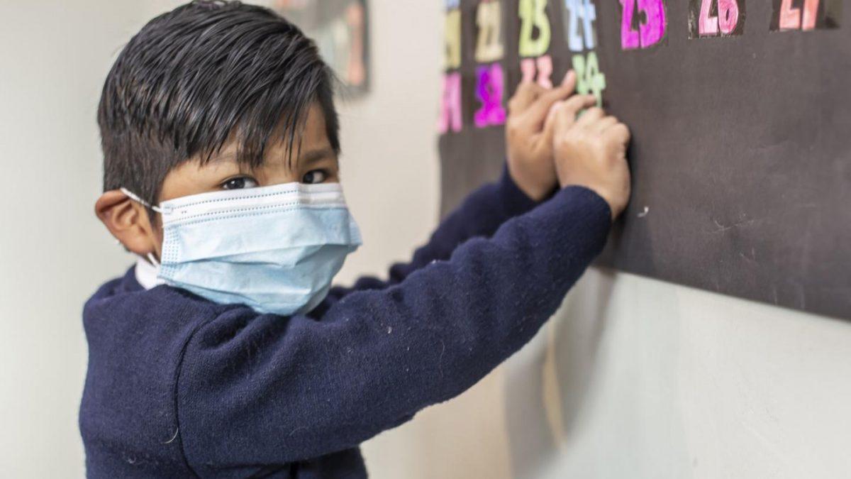 Ministerio de Educación, el PMA, UNESCO Y UNICEF presentan consideraciones para guiar el retorno seguro a clases