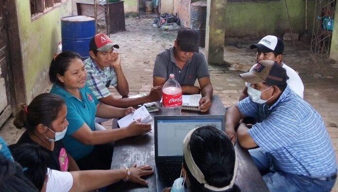 Pueblo indígena Chimán prepara informe sobre su situación para remitirlo a la ONU